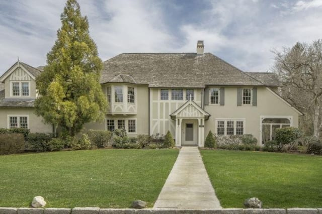 The former home of Harry Leslie Walker, a famous architect, has come on the market in Bronxville. It is being offered by Julie B. Fee Sotheby's International Realty.