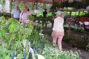 Teatown Lake Reservation in Ossining will host its annual plant sale on Friday, May 9, and Saturday, May 10.