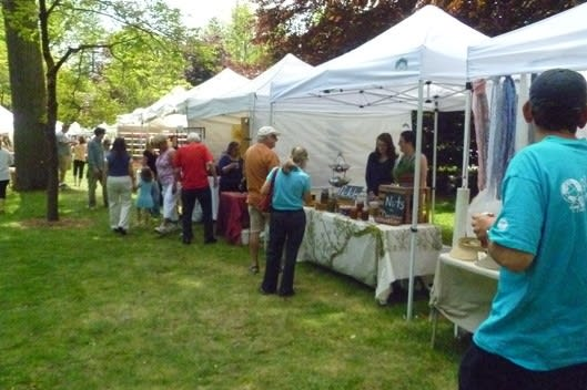 Greenfield Hill Congregational Church's 79th Annual Dogwood Festival is this weekend in Fairfield.