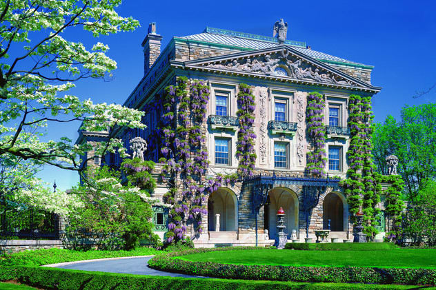 Kykuit, the former Rockefeller estate, now a tourist attraction, is open to visitors for the season, Historic Hudson Valley announced.