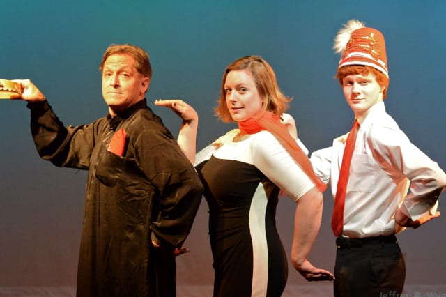"The Darien Arts Center will host two more performances of ""Jacques Brel is Alive and Well and Living in Paris"" on Friday, May 9, and Saturday, May 10."