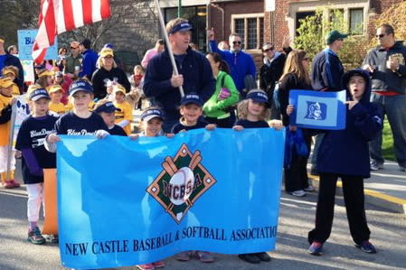 The New Castle Baseball and Softball Association will celebrate Opening Day on Saturday, May 10.