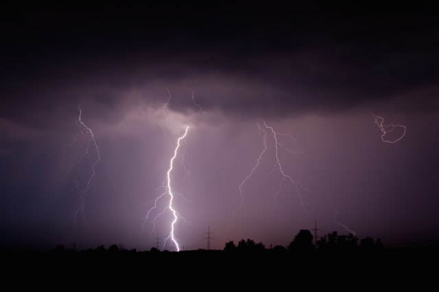 Fairfield County could see some thunderstorms overnight into Friday morning.