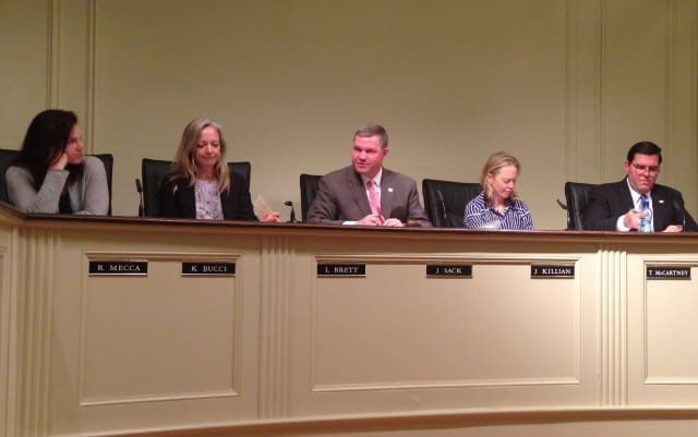The Rye City Council talked about the success of the Bowman Avenue Dam sluice gate at its May 7 meeting.