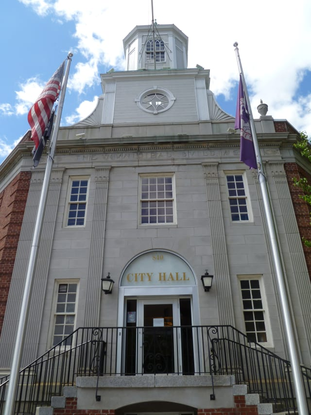 Peekskill officials are looking to reduce the cost of the proposed central fire station.