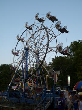 St. Patrick's carnival and raffle kicks off in Bedford for its 40th year on Tuesday, May 13.