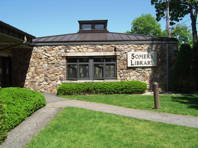 Somers Library will host a performance by the Hudson Bells.
