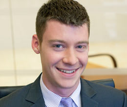 Iona College graduate James Hurley will study at Queens University in Belfast, Ireland, after earning a Fulbright Award.