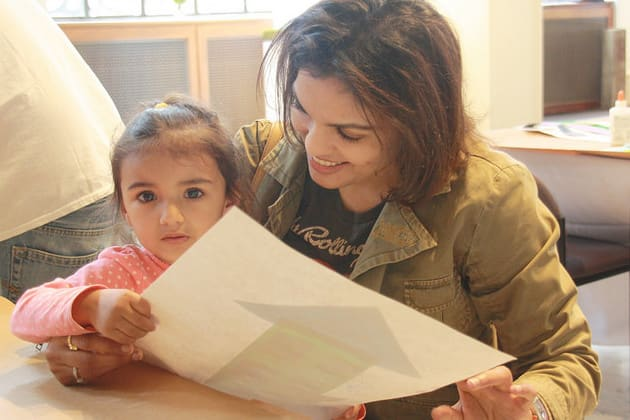 Family ArtsBash will be held Saturday, May 17, at ArtsWestchester in White Plains.