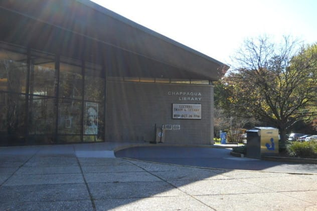 The North of Broadway Players will perform at the Chappaqua Library.