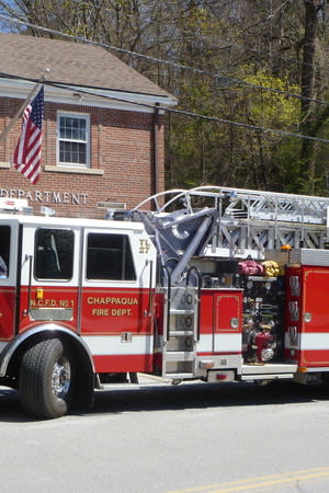 Chappaqua Girl Scout Troop 1029 will honor first responders on May 27.