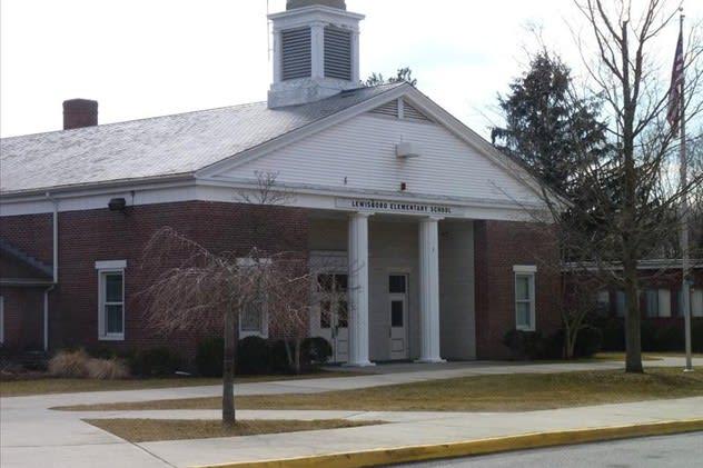 Lewisboro Elementary School is slated to close.