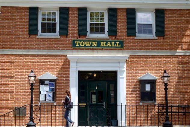 Longtime Pelham resident Joseph Trotta will be honored at Trotta Park on Sunday, May 18, in Pelham.