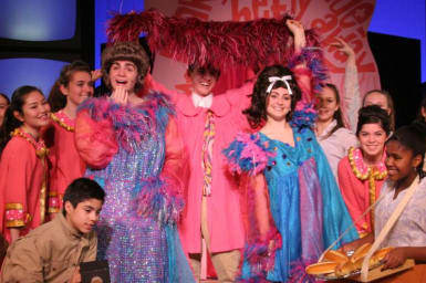 "The Tuckahoe Schools' production of ""Hairspray"" has earned three Metropolitan High School Theater Award nominations."