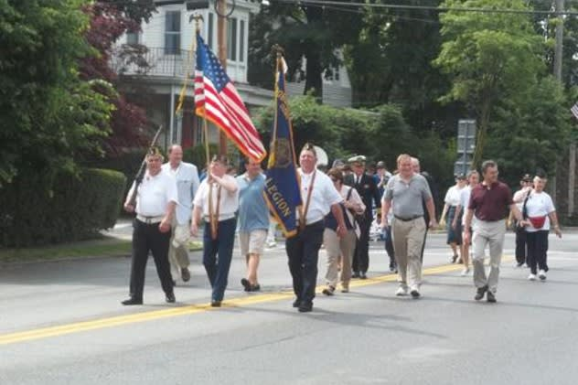 Dobbs Ferry, Ardsley and Hastings-on-Hudson will all host Memorial Day parades.