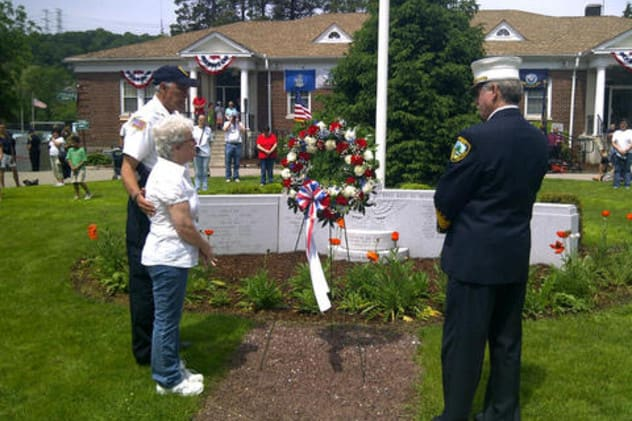 The village of Elmsford will hold their Memorial Day festivities on Monday, May 26.