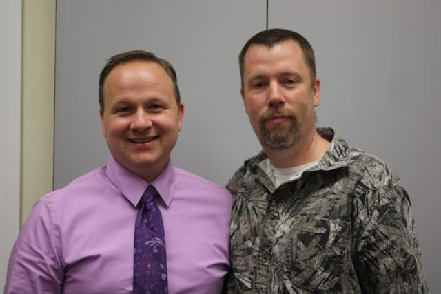 Douglas Glickert and Richard Sullivan were elected to the Peekskill Board of Education.