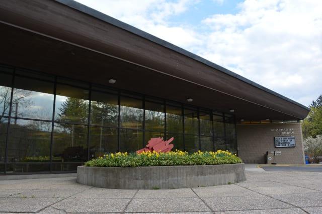 The Chappaqua Library.