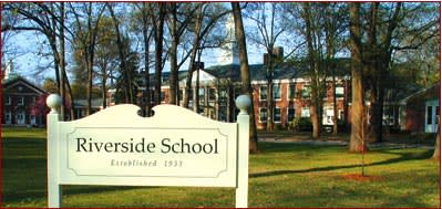 Five Greenwich schools, including Riverside School, above, were recognized by the state as Schools of Distinction.