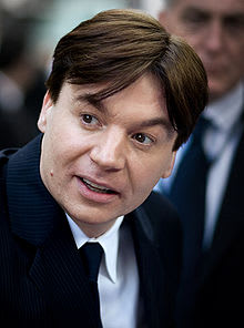 "Michael John ""Mike""Myers, turns 51 on Sunday."