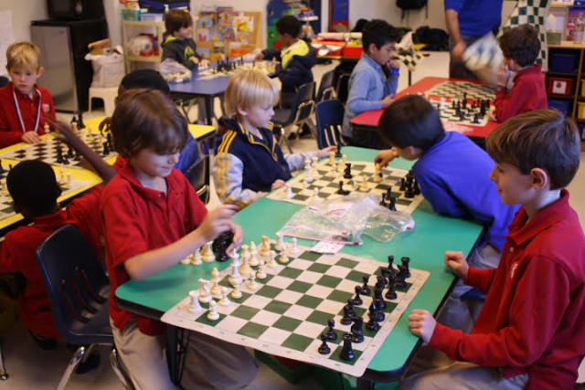 Chess Wizards camp will run from Aug. 4-8 at The Chapel School.