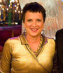 Scarsdale's Eve Ensler turns 61 on Sunday.