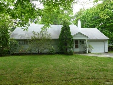 This house at 725 Westchester Ave. in Rye Brook is open for viewing on Saturday.