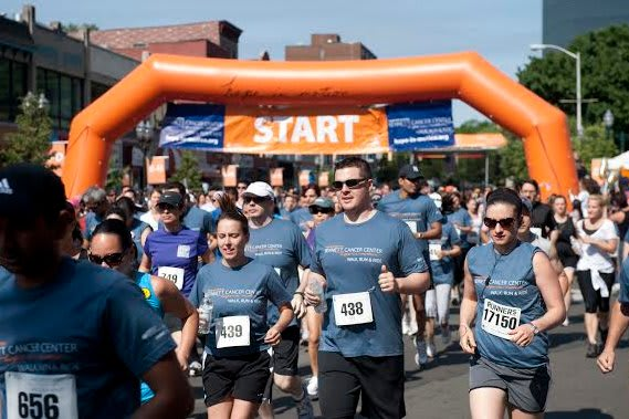 There will be a new 10K at the Hope In Motion race in Stamford on Sunday, June 1. There will also be a 5K. The races support Stamford Hospital's Bennett Cancer Center.