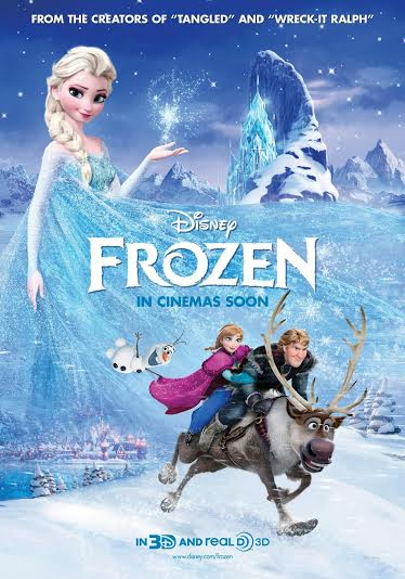 """The popular movie """"Frozen"""" will be shown in an outdoor drive-in venue at Alexander Hamilton High School on Friday, May 30, to benefit the school's performing arts programs."""