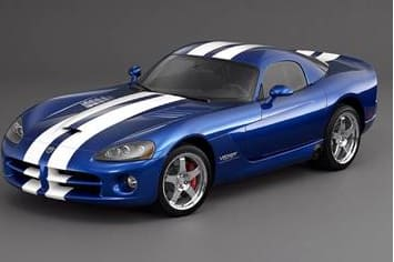 A 2013 Dodge Viper is the prize in a raffle conducted by White Plains hrysler Jeep Dodge RAM to benefit the YMCA of Central and Northern Westchester.