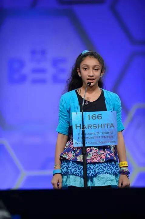 Bailey School fourth grader Harshita Shet advanced to Round 4 of the Scripps National Spelling Bee before finishing in 47th lace among 281 contestants.