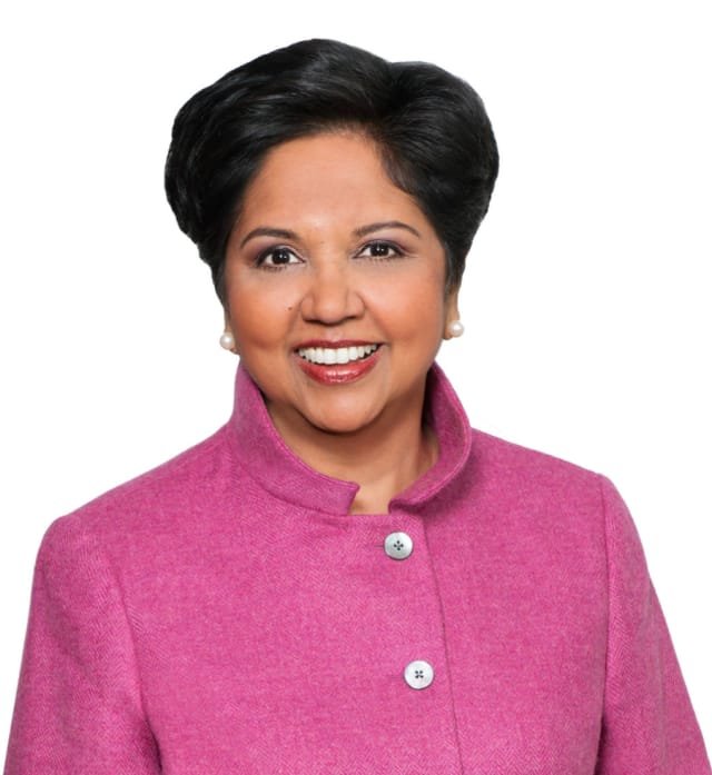 PepsiCo Chairwoman and CEO Indra Nooyi