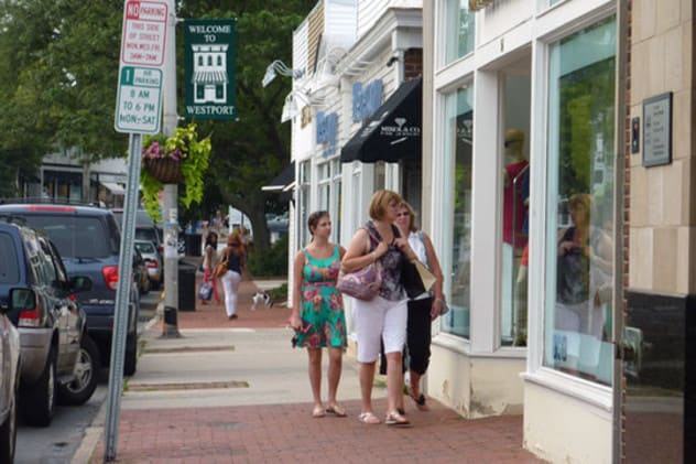 Westport residents are invited to a workshop to help direct the future of the downtown area.