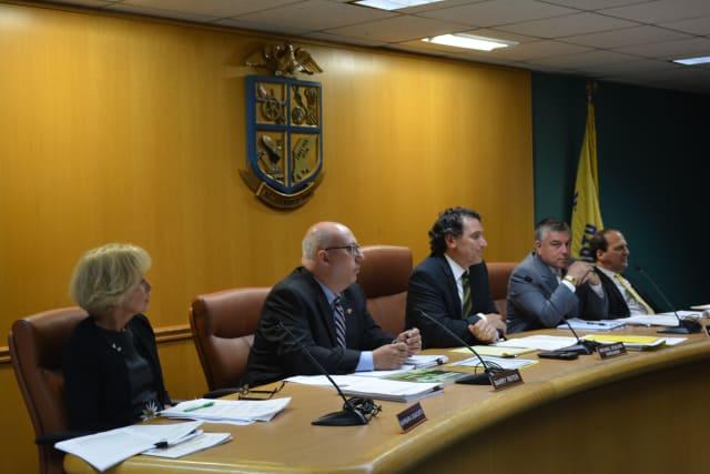 The North Castle Town Board