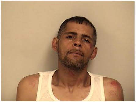 Nelson Rivera was arrested on multiple charges after a police chase on I-95 from Westport to Fairfield.