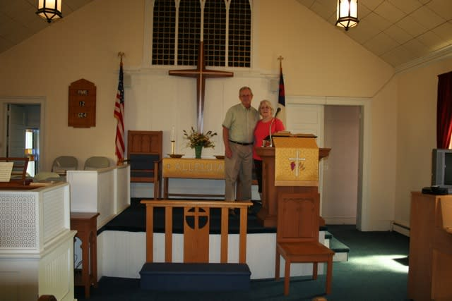 The Rev. Robert Story and his wife Brenda Story are retiring from Community Advent Christian Church in East Norwalk.