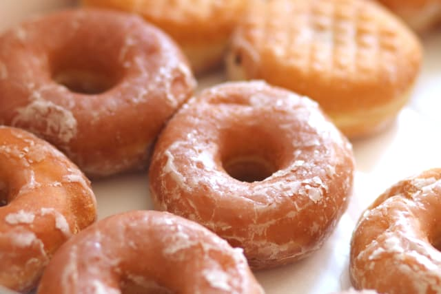 Friday, June 6 is National Doughnut Day.