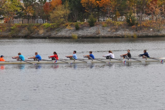 Norwalk River Rowing is offering noncompetitive rowing camps throughout the summer.