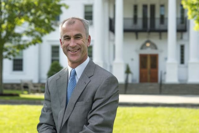 Robert Macrae has been selected as the new head of school for the New Canaan Country School.