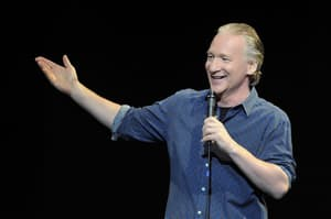 Bill Maher will perform at The Capitol Theatre in Port Chester on Saturday, June 21.