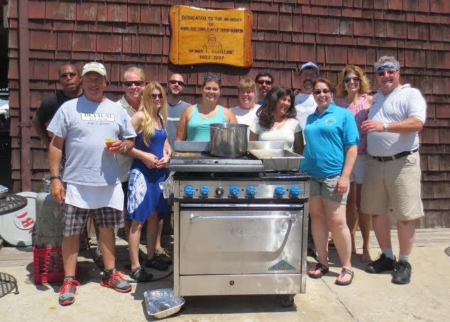 "The Ossining Boat & Canoe Club hosted the Donald ""Hot Pie"" Zerilla Memorial Scholarship brunch on Sunday, June 8"