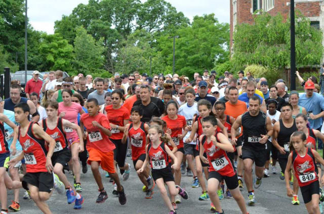 The 5K Run/Walk For Heroes In Peekskill has become a popular annual event.