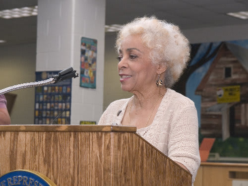 Famed actress Ruby Dee died in her New Rochelle home on Wednesday, June 11.