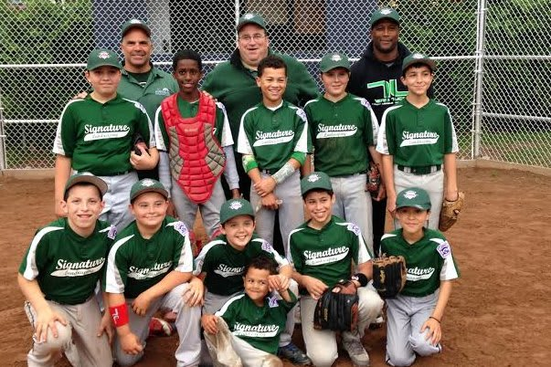 Signature Landscaping won the Major Division championship of the Norwalk Little League on Thursday.