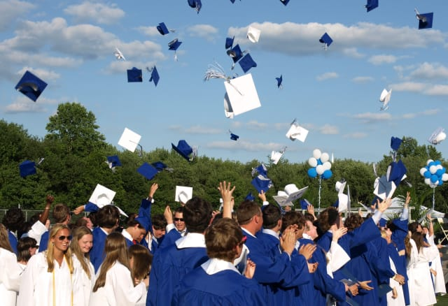 The Darien High School Class of 2014 will graduate in a ceremony Wednesday at 5 p.m.