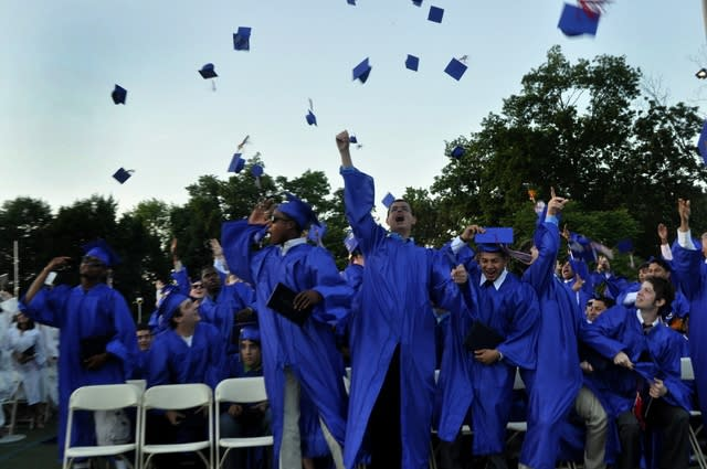 Norwal's Brien McMahon High School will celebrate the Class of 2014 with a commencement ceremony Friday.