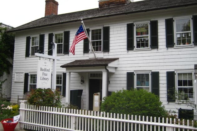 The Bedford Free Library is accepting donations to its annual appeal.