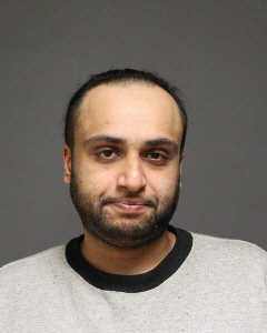 Salman Sumra, 29, of Fairfield, was charged with second-degree threatening by Fairfield police Wednesday morning.