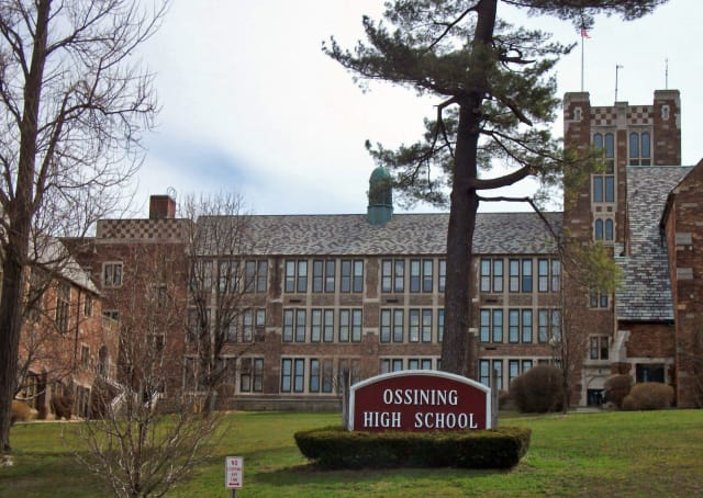 Ossining High School has opened a new math and science floor for students.