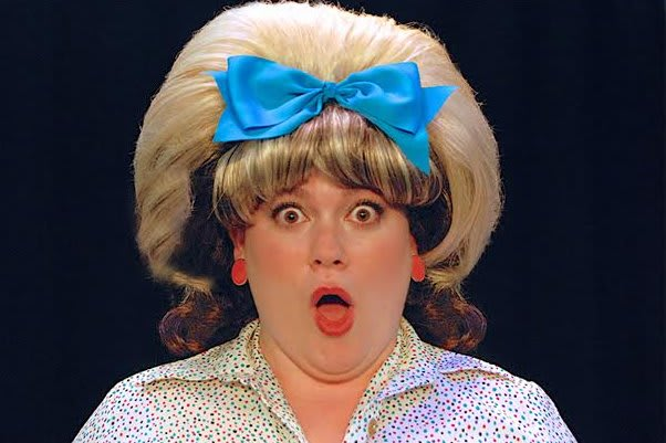 Tracy Turnblad - (Rebecca Spigelman) stars in Summer Theater of New Canaan's upcoming production